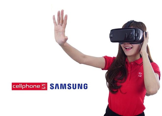 Nhan goi Gear VR 3,6 trieu dong khi mua Galaxy S8/S8+ tai CellphoneS hinh anh