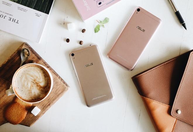 8 uu diem cua smartphone chuyen selfie ZenFone Live hinh anh 5