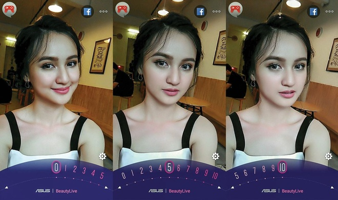 8 uu diem cua smartphone chuyen selfie ZenFone Live hinh anh 1
