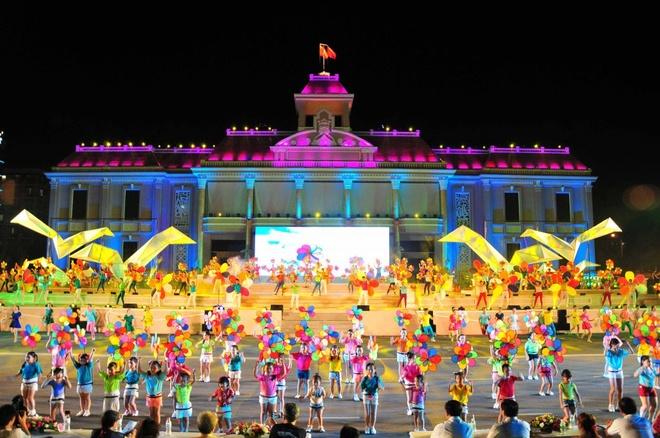 Trai nghiem he soi dong tai Festival bien NhaTrang 2017 hinh anh 3