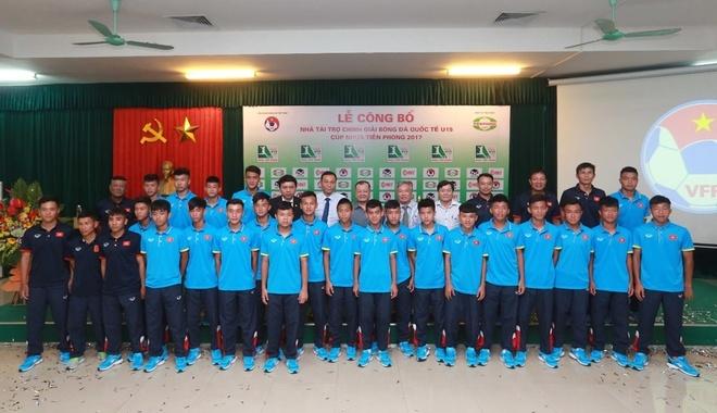 U15 Viet Nam san sang truoc tran dau voi U15 Dai Bac Trung Hoa hinh anh 3