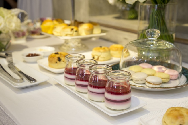 Dự tiệc trà phong cách hoàng gia Anh giữa Sài thành - Ẩm thực ...