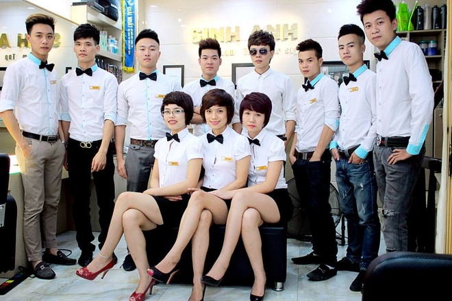 Salon toc Sinh Anh mo rong 13 co so sau 5 nam phat trien hinh anh 3