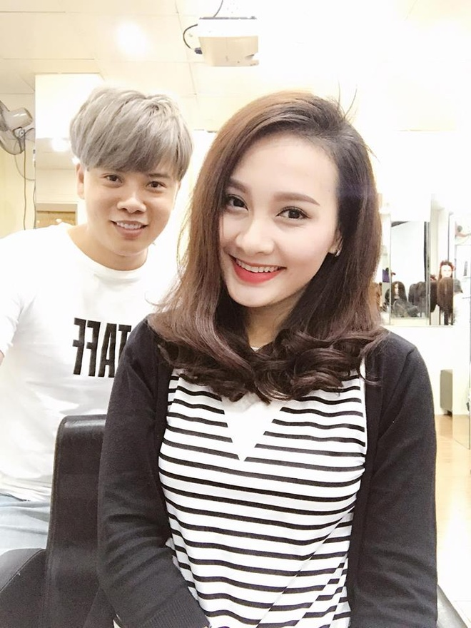 Salon toc Sinh Anh mo rong 13 co so sau 5 nam phat trien hinh anh