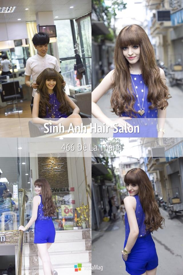 Salon toc Sinh Anh mo rong 13 co so sau 5 nam phat trien hinh anh 5