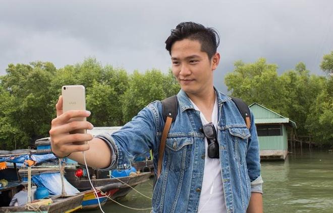 4 tinh nang selfie trang bi tren Vivo V5s hinh anh