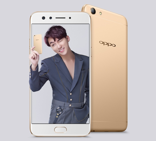 Co hoi mua Oppo F3 voi gia 6,49 trieu dong hinh anh 1