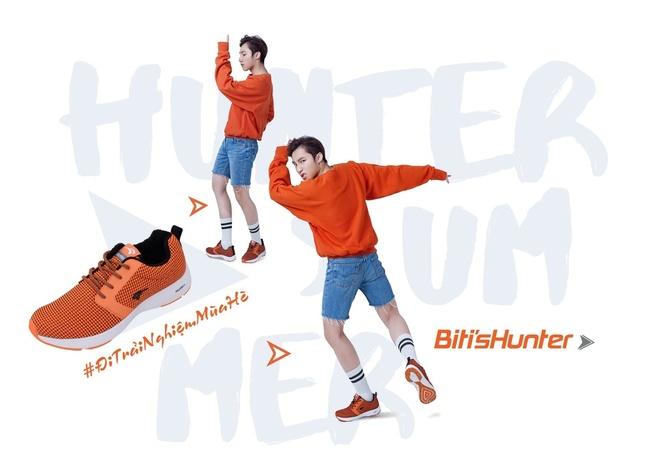 Son Tung M-TP tro thanh dai su Biti's Hunter, lan toa tinh than 'di' hinh anh