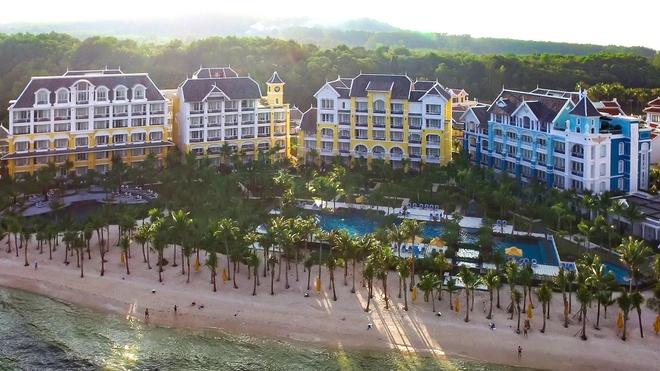 Ngam resort tai Phu Quoc dat giai Khu nghi duong moi tot nhat chau A hinh anh 1