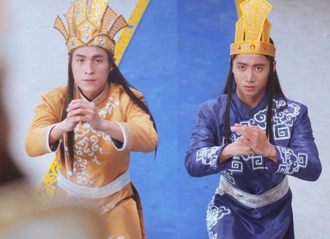 Do Nhat Truong, Ton Kinh Lam bat ngo doi dau trong phim moi hinh anh