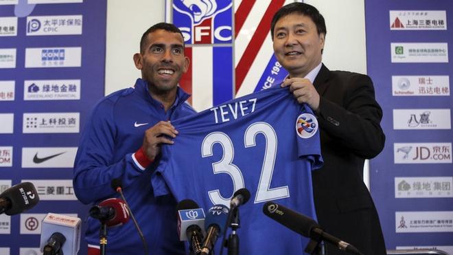 Chinese Super League: Tu on ao chuyen nhuong den giai dau chat luong hinh anh