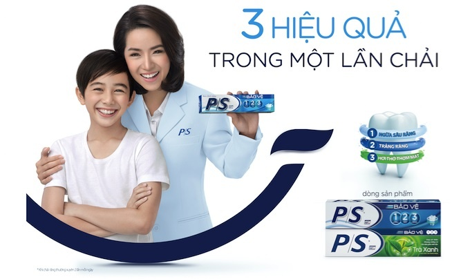 Cam Ly - Minh Vy day con bao ve rang mieng bang tro choi tuong tac hinh anh 11