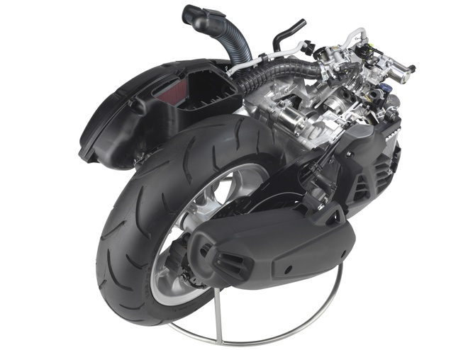 Dong co Blue Core 125cc cua Yamaha tiet kiem 150% nhien lieu hinh anh 2