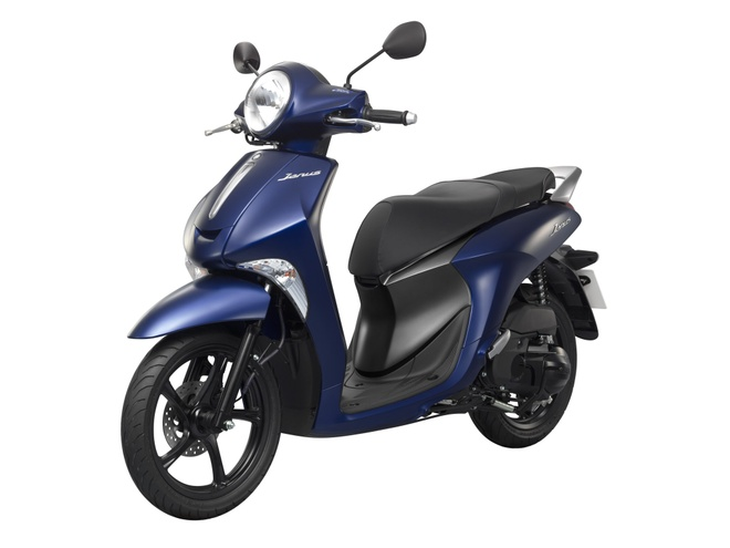Dong co Blue Core 125cc cua Yamaha tiet kiem 150% nhien lieu hinh anh 1