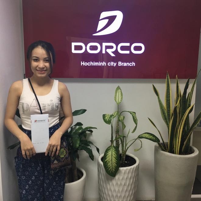 Dorco trao 20.000 phan qua cho sinh vien 14 truong DH hinh anh 8