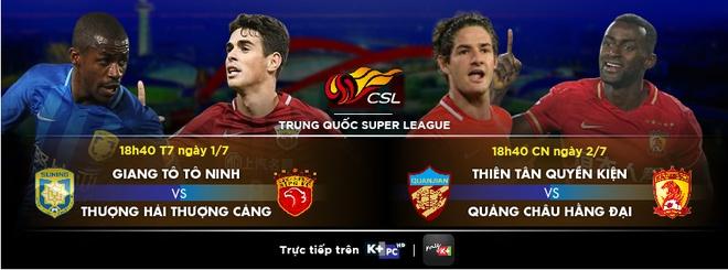 Chinese Super League: Duong dua lat do Quang Chau Hang Dai hinh anh 3