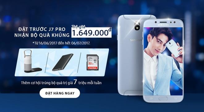 3 diem cong cua Samsung Galaxy J7 Pro hinh anh 4