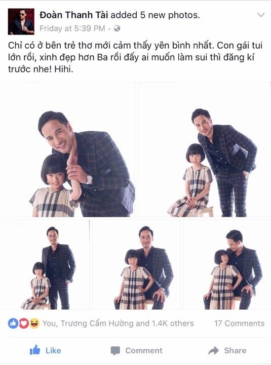 Hoa hau Kristine Thao Lam anh 1