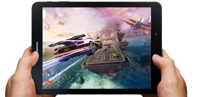 Thu nghiem muc tieu hao pin tren Galaxy Tab S3 hinh anh 1