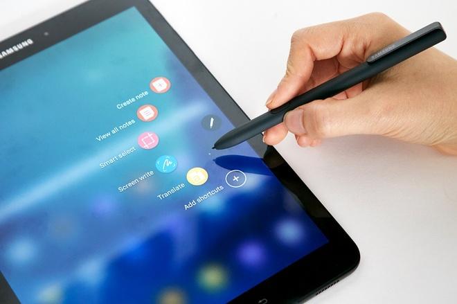 Thu nghiem muc tieu hao pin tren Galaxy Tab S3 hinh anh