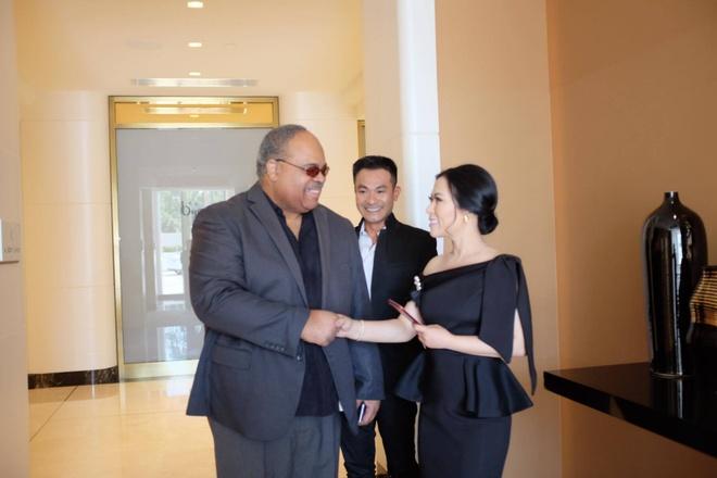 Hoa hau Kristine Thao Lam anh 2