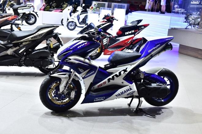 Nghe si Nhat Ban trinh dien moto bay tai Bac Giang hinh anh 3