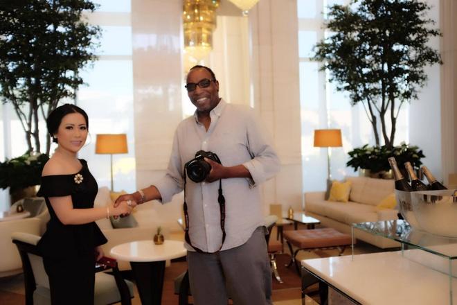 Hoa hau Kristine Thao Lam tra loi phong van tren tap chi My hinh anh 5