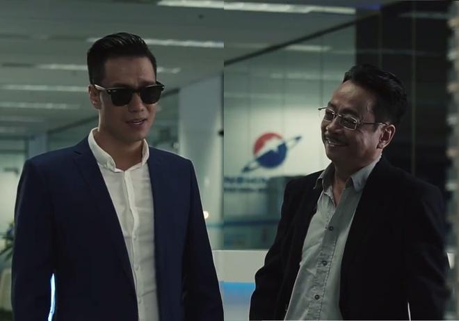 Cha con Phan Quan, Phan Hai chuyen huong kinh doanh trong clip moi hinh anh