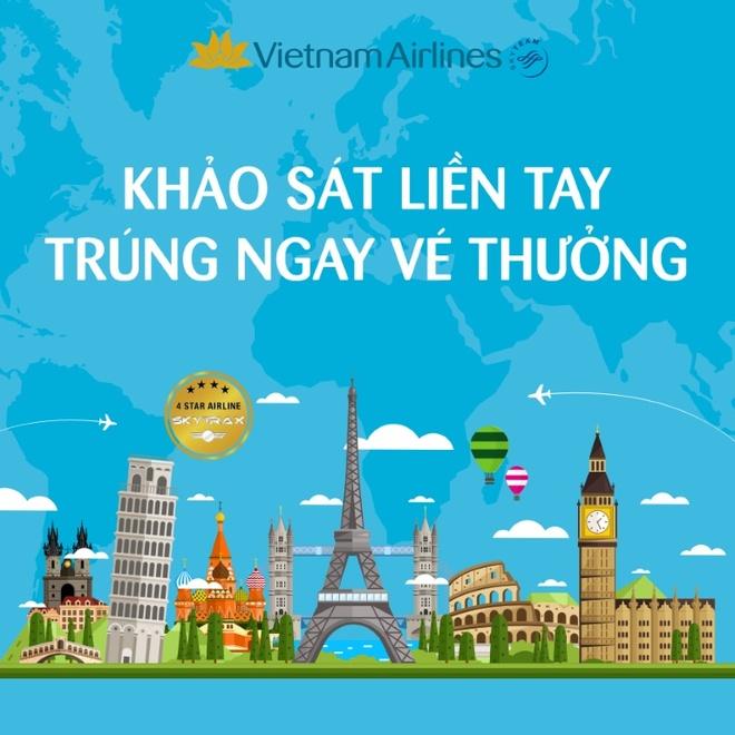 Vietnam Airlines trien khai khao sat chat luong dich vu truc tuyen hinh anh 1