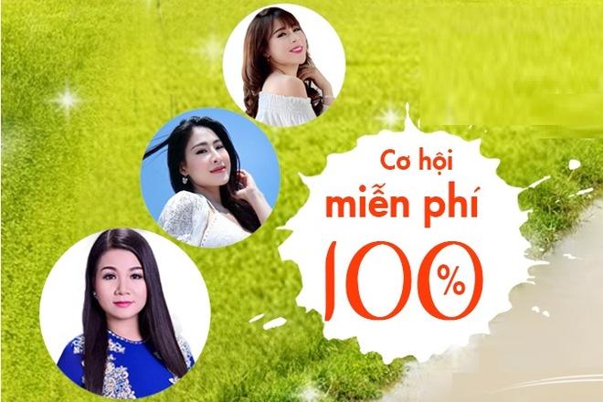 Charming Skin tang 500 bo my pham cao cap cho khach hang Can Tho hinh anh