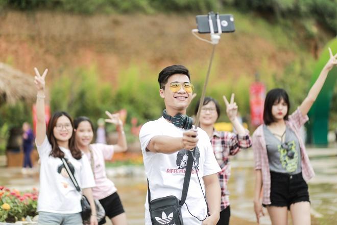 Khong gian am thuc Tay Bac song dong tai Sun World Fansipan Legend hinh anh 7