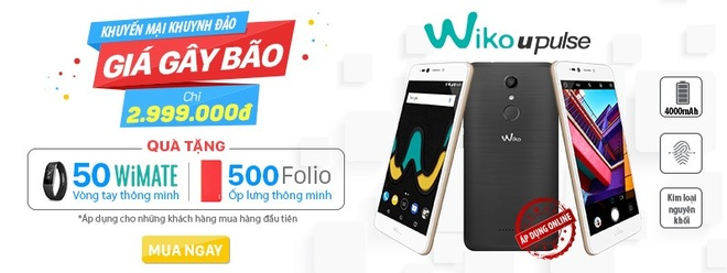 Wiko U pulse,  FPT Shop anh 1