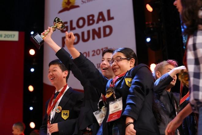 Hon 3.600 hoc sinh quoc te den Viet Nam du 'The World Scholar's Cup' hinh anh