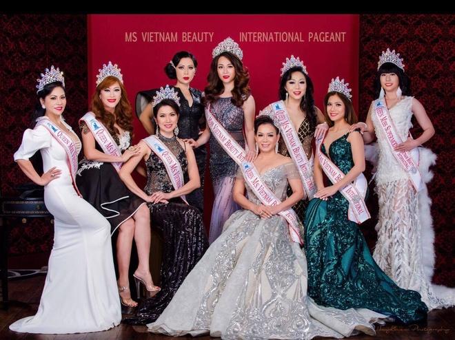 Dau an sau 3 mua to chuc Ms Vietnam Beauty International Pageant hinh anh 4