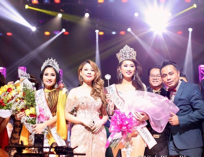 Dau an sau 3 mua to chuc Ms Vietnam Beauty International Pageant hinh anh
