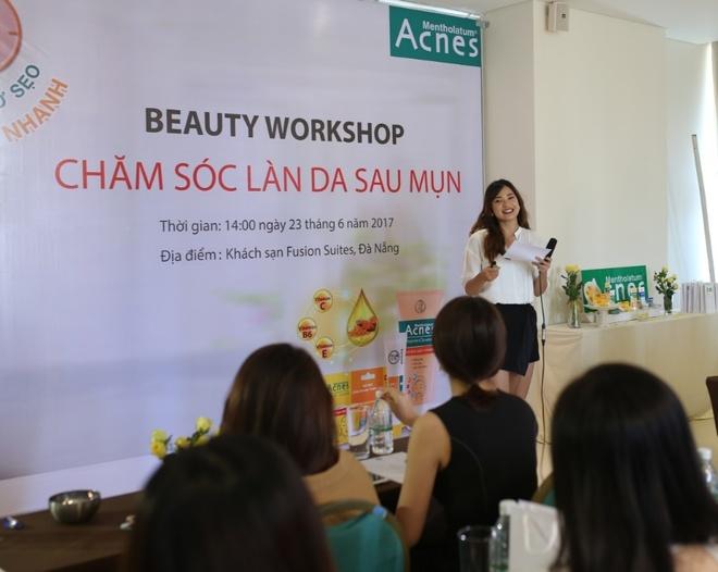 Bi quyet tri tan goc seo, vet them sau mun cua beauty blogger Viet hinh anh 2