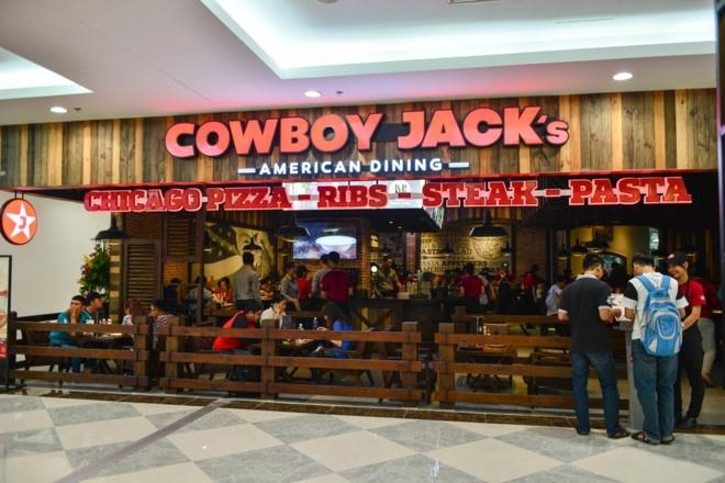 Bua tiec dam chat My 'ngon kho cuong' tai Cowboy Jack's hinh anh 1