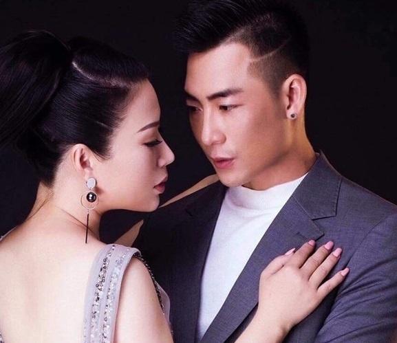 Hoa hau Kristine Thao Lam tre trung, tinh tu ben sieu mau Pham Thanh hinh anh