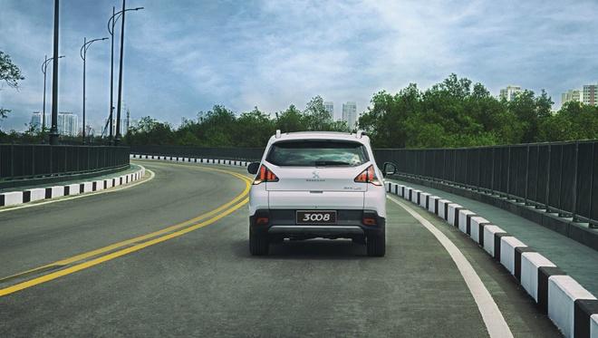 Peugeot 3008 ban nang cap co gia 1,1 ty dong tai Viet Nam hinh anh 4