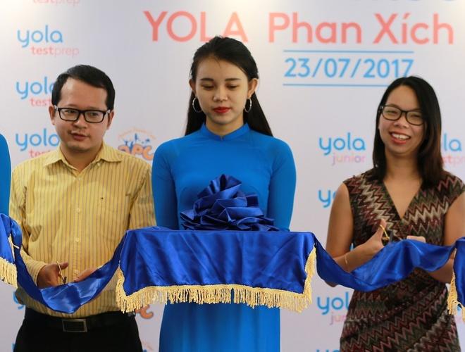 Yola khai truong trung tam moi tai Phan Xich Long, quan Phu Nhuan hinh anh