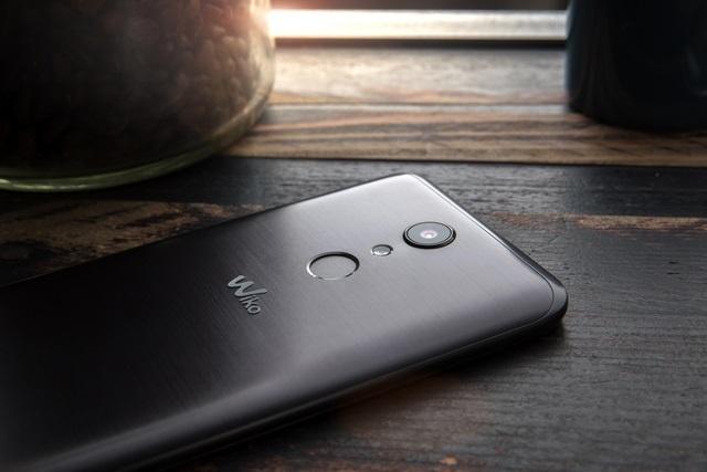 Wiko ra mat smartphone Upulse gia 3 trieu dong hinh anh