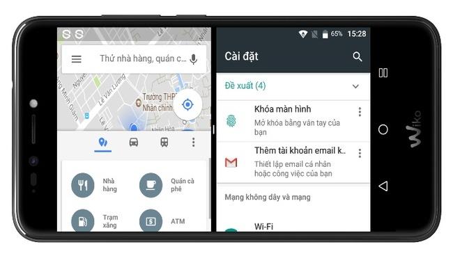 Wiko ra mat smartphone Upulse gia 3 trieu dong hinh anh 4