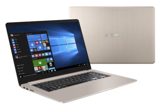 5 mau laptop vien man hinh mong tu Asus anh 1