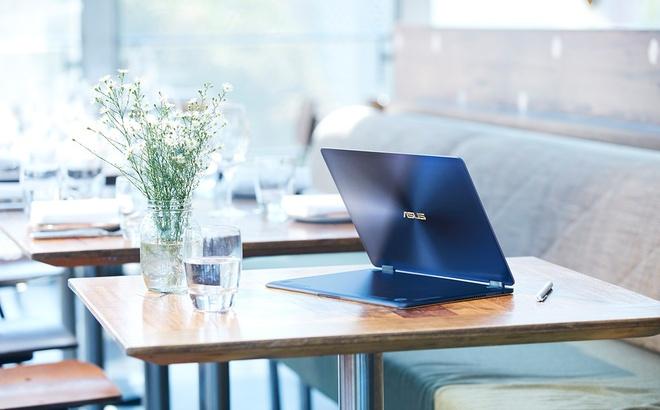 5 mau laptop vien man hinh mong tu Asus hinh anh
