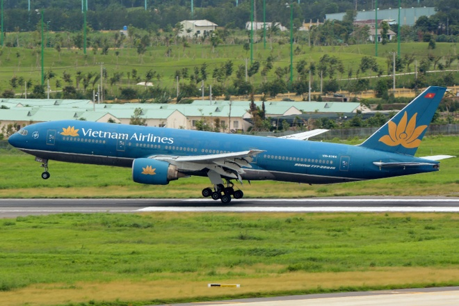 Vietnam Airlines hoan tat ban giao doi bay Boeing 777 sau 15 nam hinh anh