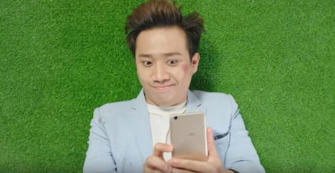 Tran Thanh, Diep Linh Chau xuat than voi clip xoa bo dinh kien selfie hinh anh 3