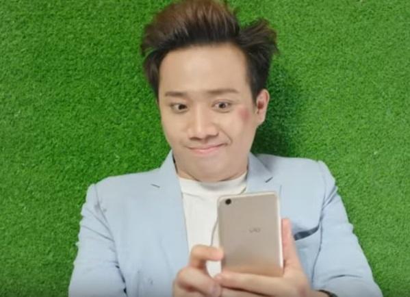Tran Thanh, Diep Linh Chau xuat than voi clip xoa bo dinh kien selfie hinh anh