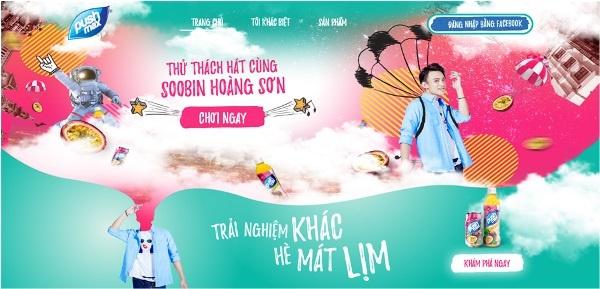 Fan thich thu tham gia tro choi 'la het' cung Soobin Hoang Son hinh anh 1