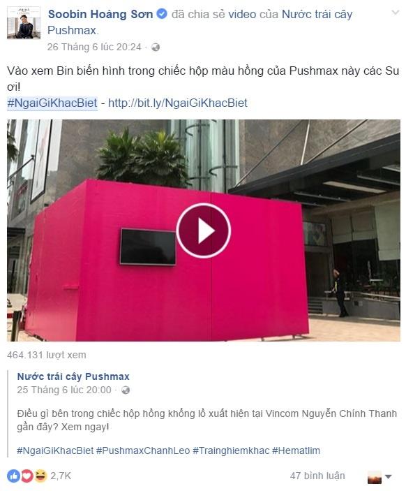 Fan thich thu tham gia tro choi 'la het' cung Soobin Hoang Son hinh anh 4