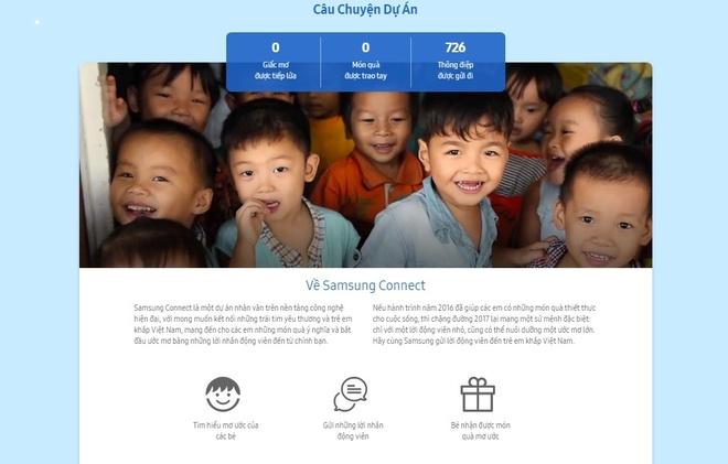 Samsung Connect Ket noi yeu thuong anh 1